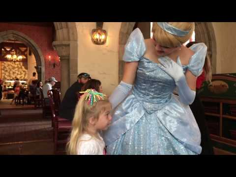 Epcots Akershus Restaurant Lunch with Princesses