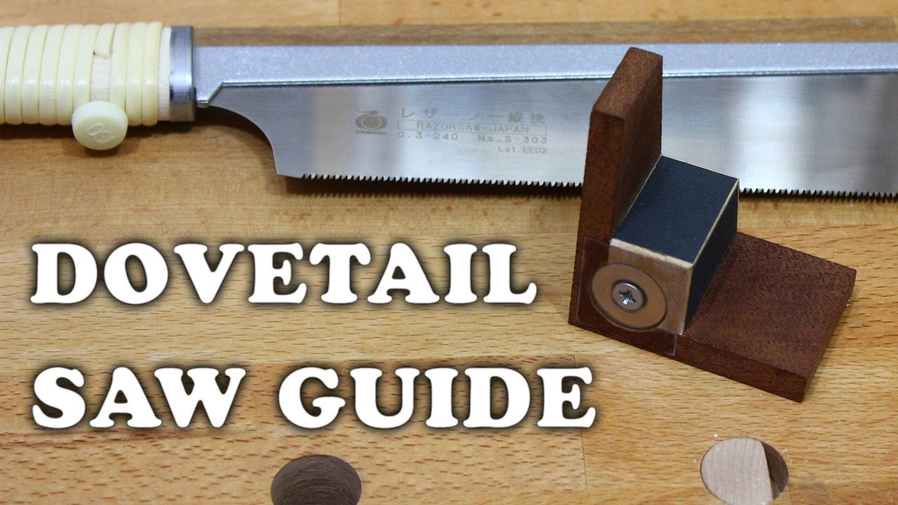 Review: veritas 1:6 dovetail saw guide model 05t02. 01 by jerry.