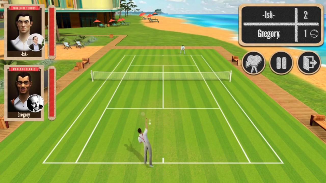 World of Tennis  Roaring  20s - jogo de tênis multijogador (Português) 02008cc2576ff