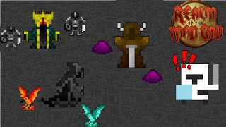 RotMG Solo Shatters (4000+ subs special)