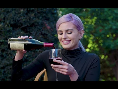 Me pretending I know anything about wine | Christina Tried Her Best | HelloGiggles