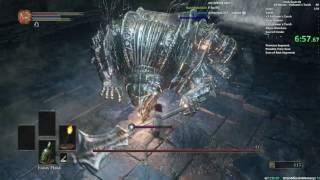 DS3 Follower's Torch All Bosses Speedrun