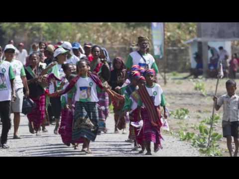 East Timor Genocide