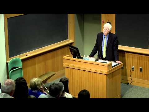 Leading Voices in Higher Education: Jonathan Cole Lecture