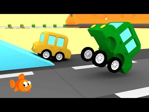 TWISTER! - Cartoon Cars Compilation - Cartoons for kids - Videos for kids - Kids Cartoons