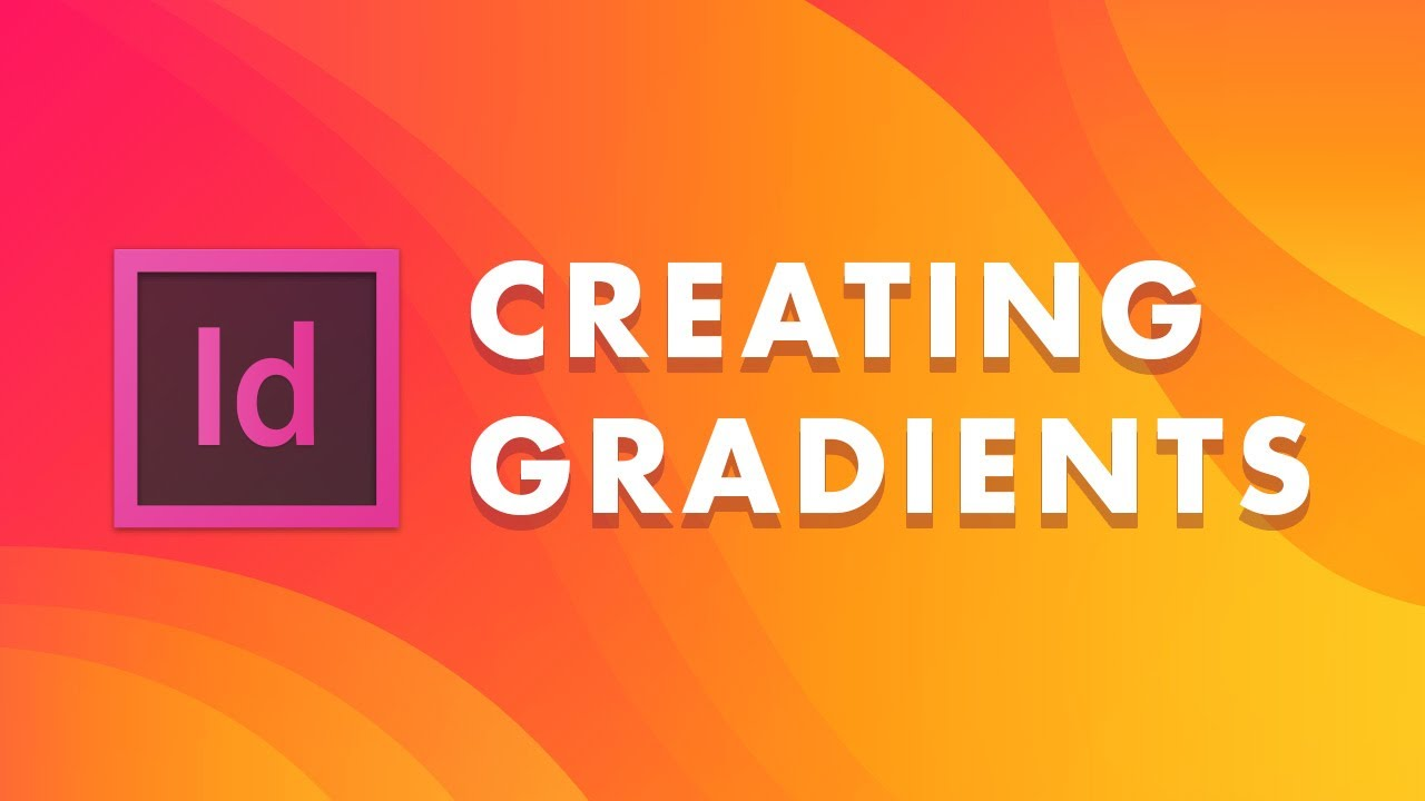 How to Make a Gradient in InDesign