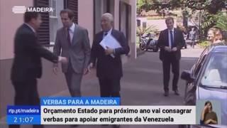 Carlos Pereira | OE'2018 - Emigrantes da Venezuela | 6 OUT 17