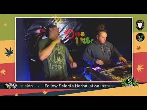 🔴 Selecta Herbalist Ft Mr John / NEW ROOTS MIX 2020 #livesessions