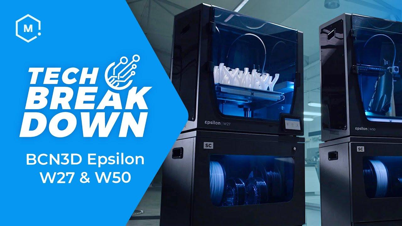 video BCN3D Technologies Epsilon W27