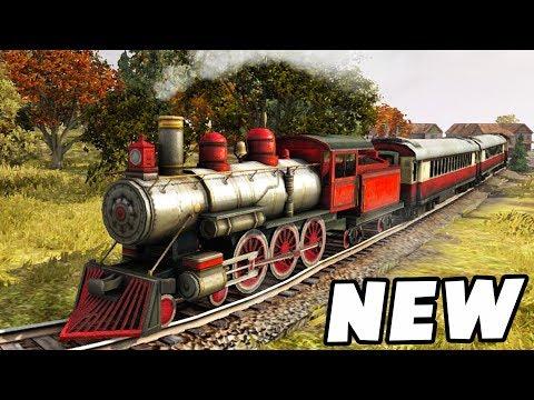 TOASTY TRAIN Co. NEW Train Tracks TYCOON! (Mashinky Train Tracks Simulator Early Access part 1)