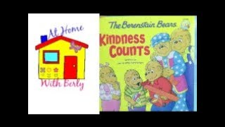 Storytime with Berly Kindness: Counts by Jan &amp Mike Berenstain