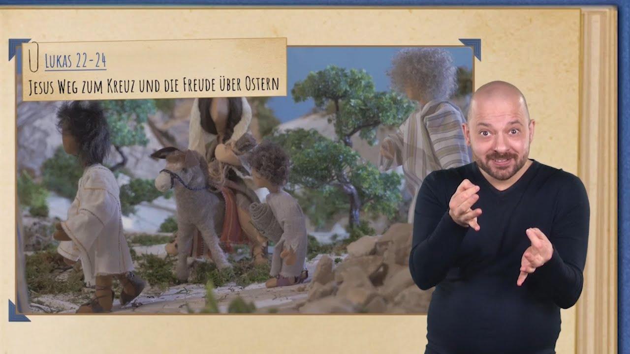 Kinder-GEBÄRDEN-Bibel