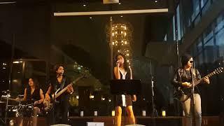 MOULAIN ROUGE Band - Kasmaran (Jaz Cover)