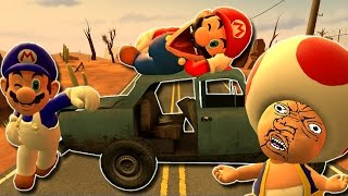 Popular overwatch video created by SMG4: R64: Mario's Road Trip