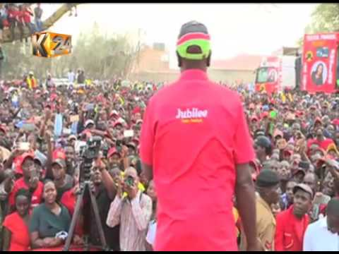 Jubilee accuses opposition of lacking agenda for the country