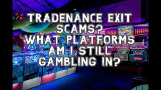 TRADENANCE SCAMS OUT WITHOUT WARNING? (ALPHA COINS AND HOURVER HYIPS STILL WINNING)