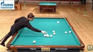Контра #114. Кирилл Юрин VS Антон Виноградов