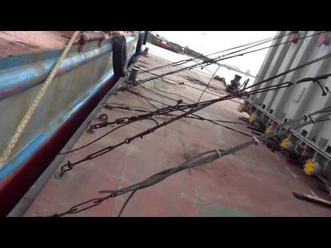AMMS Logistics : Heavy Cargo Lashing