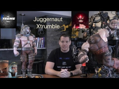 juggernaut-statue-comparison:-sideshow-maquette-exclusive-vs.-custom-modern-xtrumble