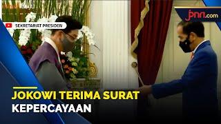 Jokowi Terima Surat Kepercayaan Tujuh Duta Besar Negara Sahabat - JPNN.com