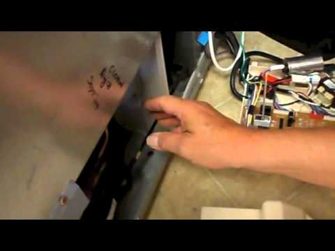 wiring diagram for relay switch venn real number system samsung refrigerator - diy repair youtube