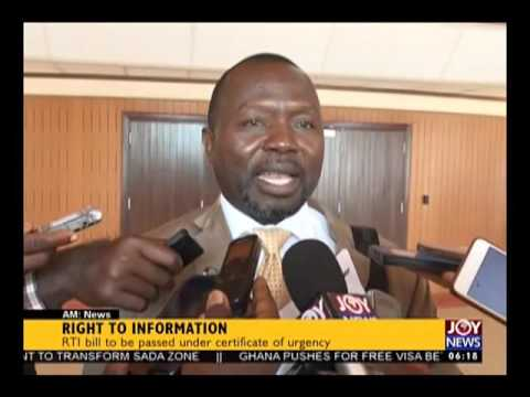 """Waste of Public Funds - AM Show on Joy News (""""7-1016)"""