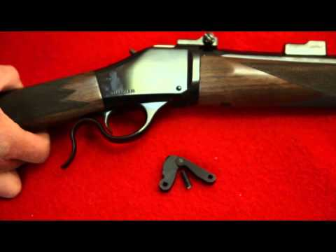John Browning's Falling Block Winchester Lever Actions