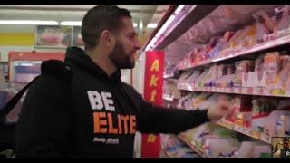 VLOG: Einkaufen | Gemüseschwarzmarkt in der Hood | Schultertraining im STAHLWERK31
