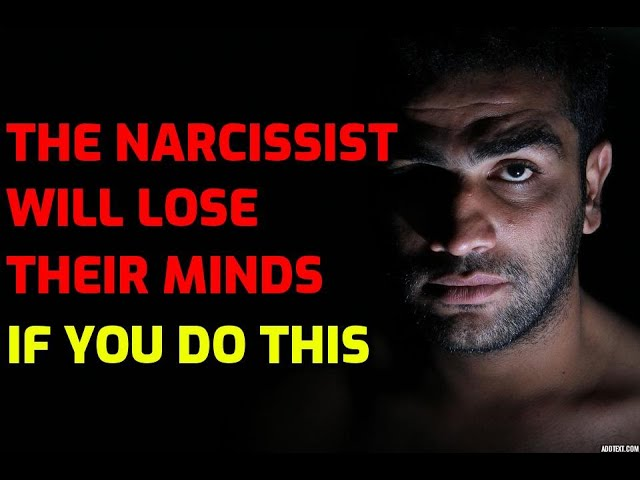 A loses everything narcissist when What Happens