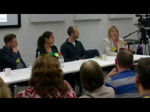 Show Me The Money: Fund Your Feature  - debate at Freelancers' Fair 2014