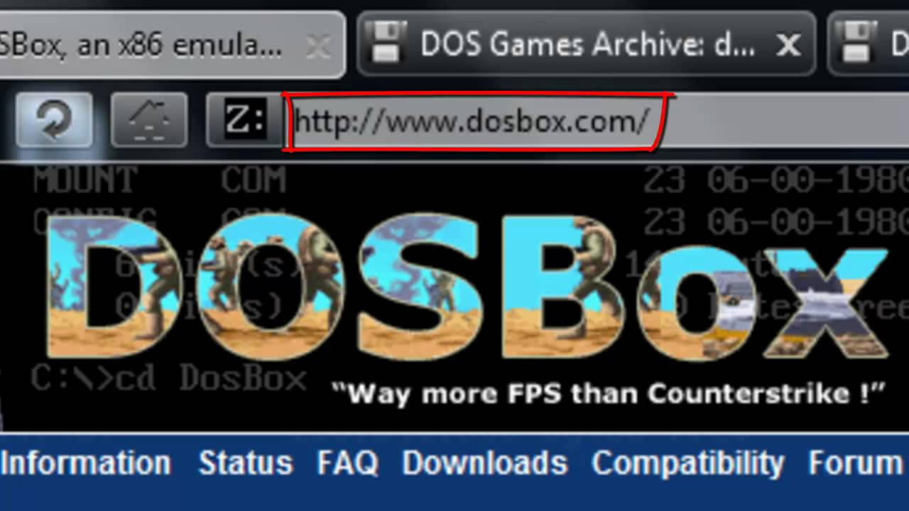 Friday Fun: How To Run DOS Programs Or Games From Windows 7