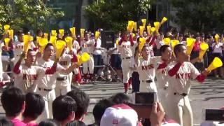 春日部共栄 2017新曲 日本ハム関東限定チャンステーマ.