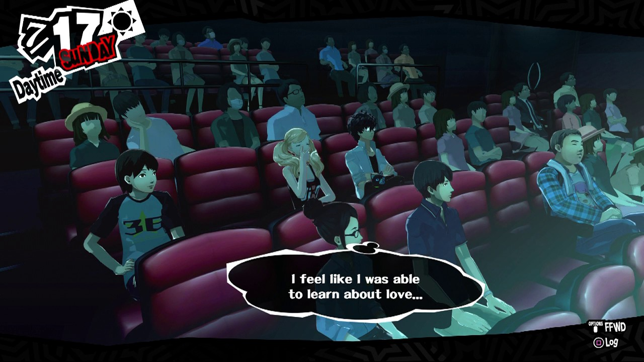 Dating options persona 3 movie