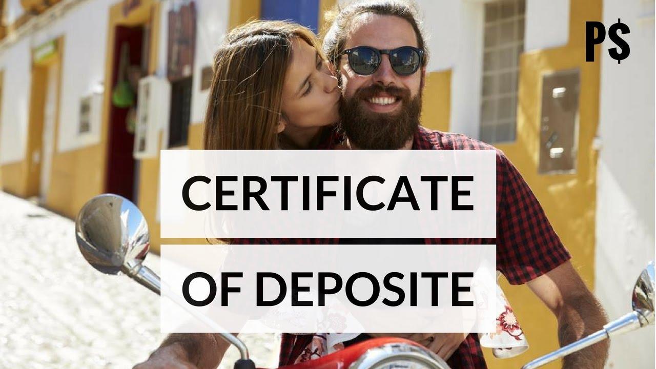 2 warnings before investing certificate of deposit professor 2 warnings before investing certificate of deposit professor savings xflitez Images