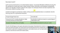 LIHTC + HUD Financing Overview