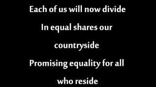 United We Stand - Ques for Camelot - Lyrics