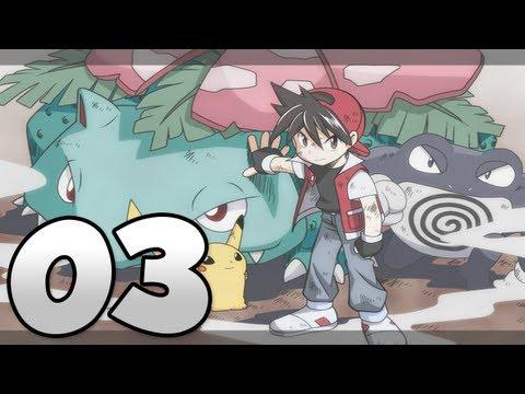 Pokémon Adventures Red: Red's Story (HACK) - Part 3: VS Misty & Lt. Surge!