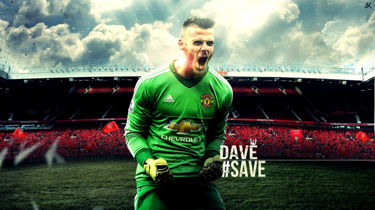 David De Gea Amazing Saves