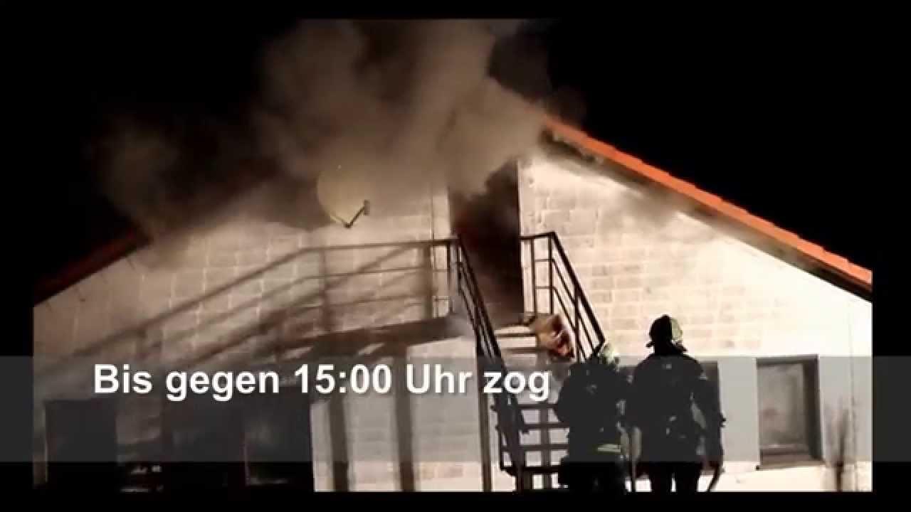 Suhl Mäbendorf wohnhausbrand in suhl mäbendorf