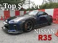 Top Secret Style R35 with 600 horse power