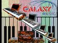 Galaxy Music ( Touchscreen -209 Live Sounds - Rythem - 49 Key - Portamento - Mono - Pitch Bend - Velocity - Scale - Transpose - Effects - Fast Power on ) ...
