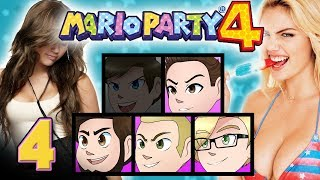 """Mario Party 4: """"Wife Swap"""" - EPISODE 4 - Friends Without Benefits"""
