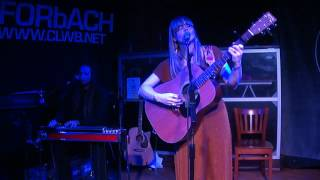 """Courtney Marie Andrews """"Honest Life"""" live in Cardiff"""