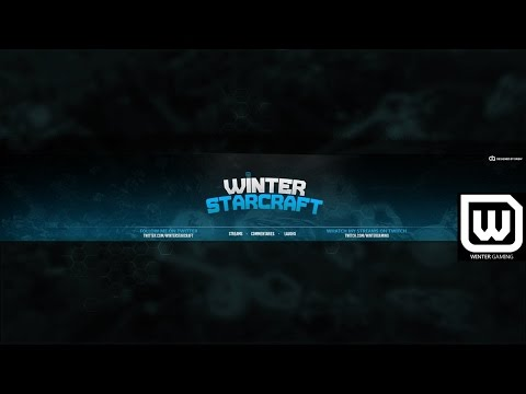 WinterStarcraft Live YOUTUBE Stream because twitch broken :P