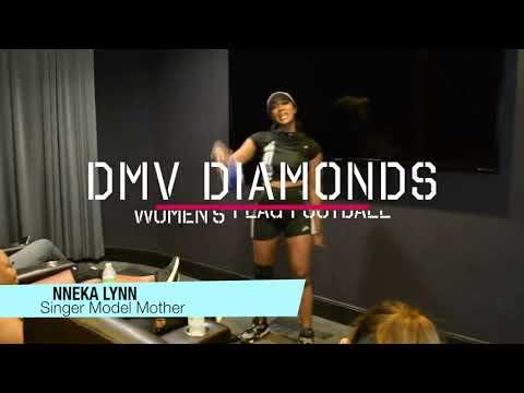 DMV Diamonds Women's Flag Football