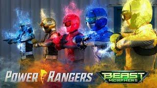 Power Rangers Official | All Battles in Power Rangers Beast Morphers | Season 2 Episodes
