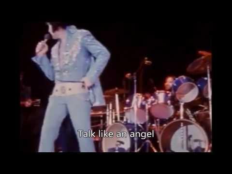 Devil In Disguise - by Elvis Presley (with Lyrics)