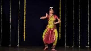 Bharatanatyam Jatiswaram by Monica Sridhar