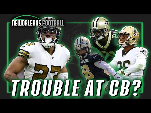 What will the Saints do at cornerback?  | NewOrleans.Football