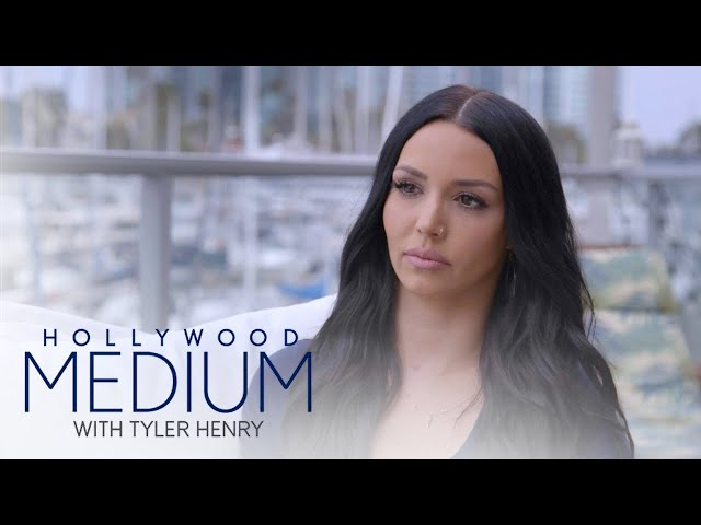 Scheana Shay Hopes to Connect With a Certain Someone   Hollywood Medium with Tyler Henry   E!